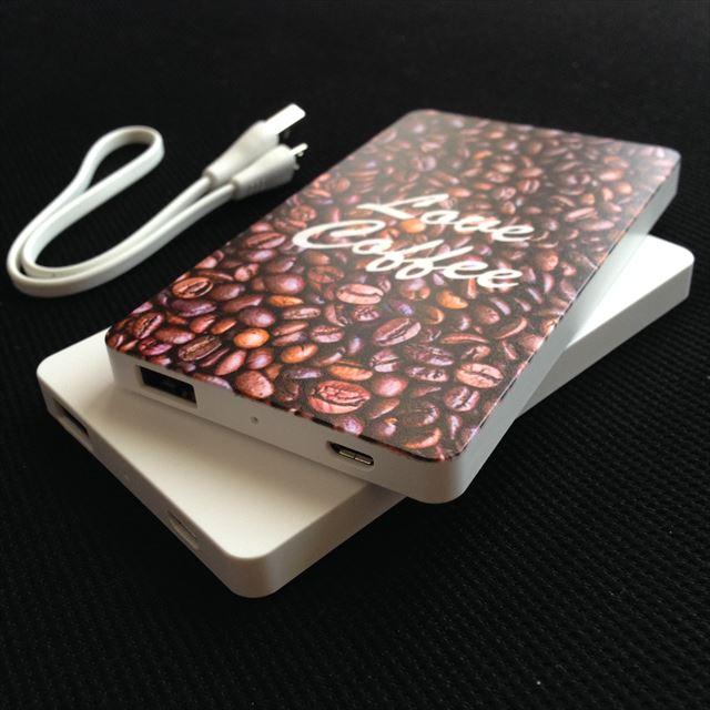 モバイルバッテリーにオリジナル印刷OEM